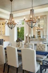 chandelier dining room lighting lake michigan vacation home home bunch interior