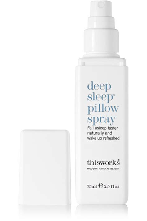 Sleep Pillow Spray This Works by This Works Sleep Pillow Spray 75ml Net A Porter