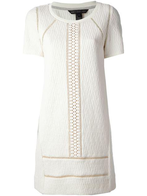 Quilted Tshirt by Marc By Marc Quilted Tshirt Dress In Lyst