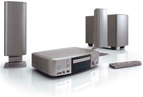 the attractive s 301 home theater dvd system delivers big