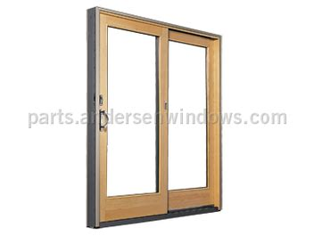 Andersen Patio Doors Parts Gliding Doors 70 1 2 In X79 1 2 In 200 Series Sc 1 St Home Depot