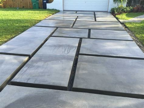 Patio Pads by Concrete Pads For Driveway Cricket Pavers