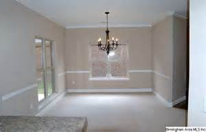 Dining Room Chair Rail Molding Dine In Style Dining Room Has Chairrail And Crown Molding Bmp