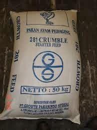 Tempat Produksi Pakan Ternak distributor supplier pakan ternak daging ayam