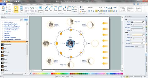 free scientific drawing software science diagram maker free periodic diagrams science