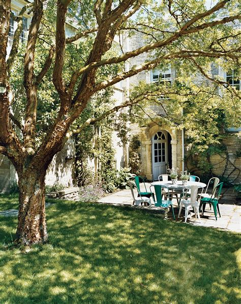 Backyard Ideas In The Country Lunch Latte A House In The Countryside