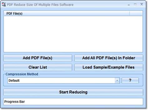 compress pdf file size software download free pdf file size reduce software by sobolsoft