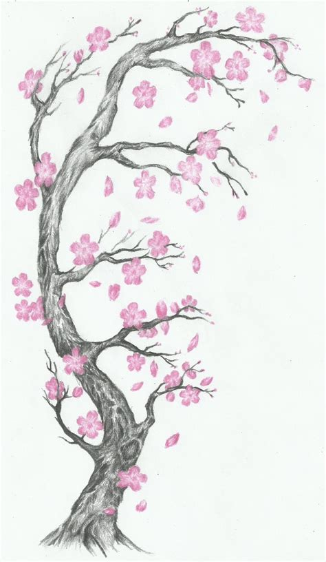cherry blossom tattoos on pinterest peonies tattoo