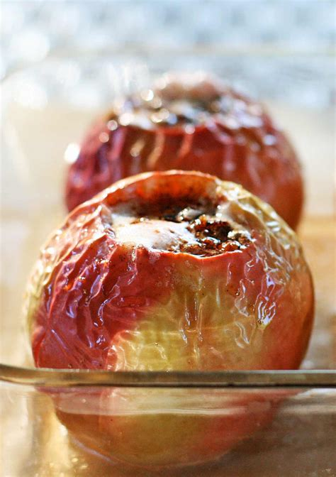 baked apples recipe simplyrecipes com