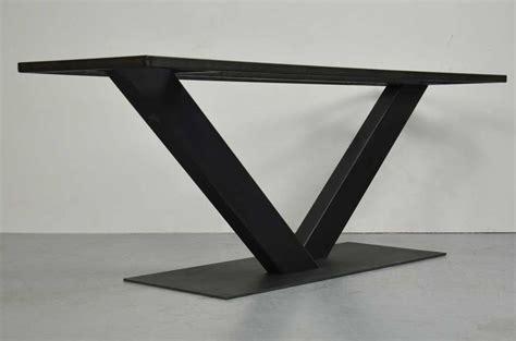 Tischgestell Metall Selber Bauen by 1000 Ideen Zu Tischgestell Stahl Auf Tisch