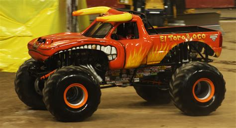 el toro loco monster truck videos el toro loco stock by masha stock on deviantart
