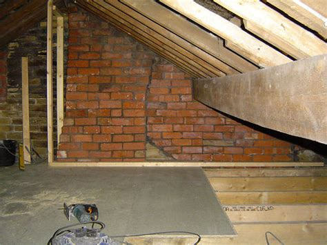 How To Lay A Loft Floor by Loft Boards To Turn Your Attic Into Storage Space