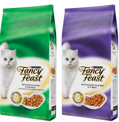 fancy feast dry cat food just $1.69 at shaw's thru 5/2
