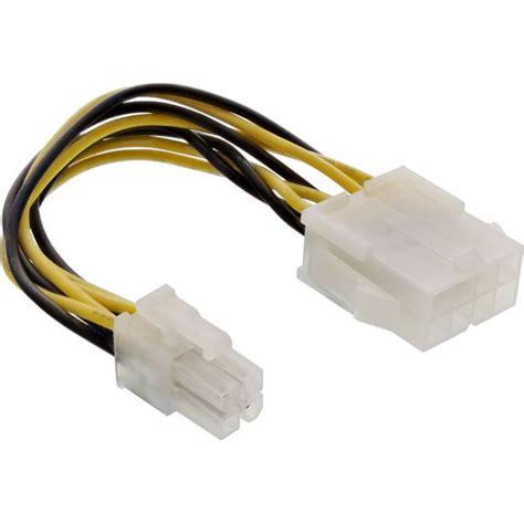 Kabel Usb To 8pin 15m inline 174 stromadapter intern 8pol atx2 0 netzteil eps zu