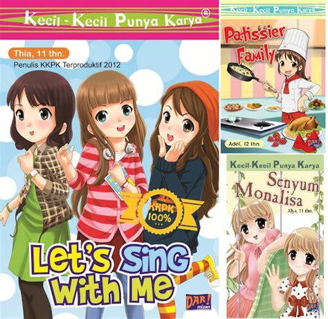 Kkpk My Story In 2 By serian info genre terbaik untuk ditulis anak di bawah umur