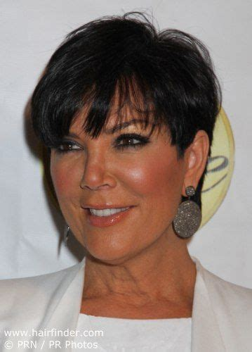 kris jenner haircut back view 1000 ideas about kris jenner haircut on pinterest kris