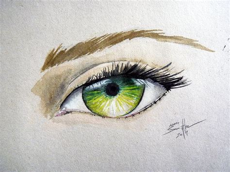 watercolor tutorial eyes how to paint an eye watercolor tutorial youtube