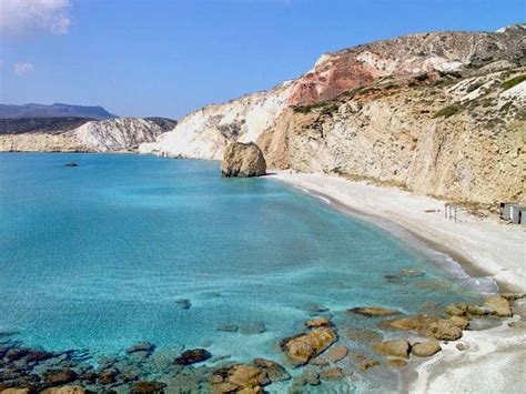 Blue Beach Houses by Beaches Of Milos Island