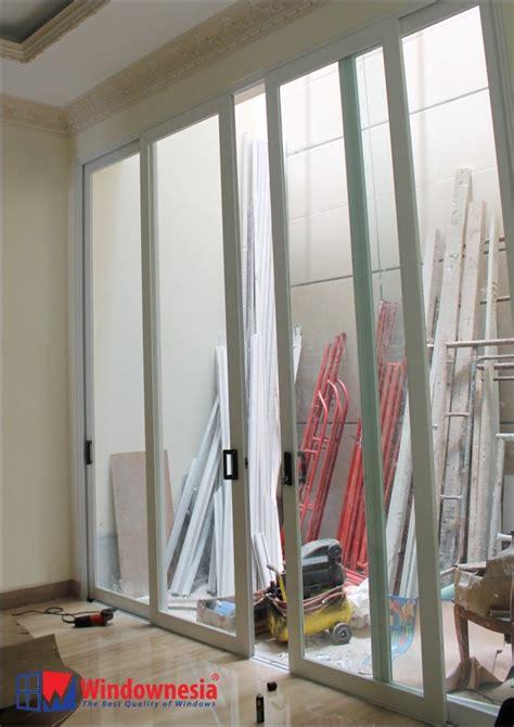 Kusen Pintu Aluminium Ykk harga jendela aluminium putih kusen aluminium putih