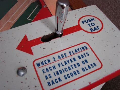Pinch Hitters by 1959 Williams Pinch Hitter Pitch And Bat Arcade