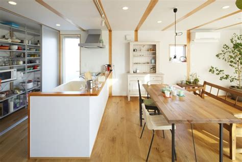 japanese home kitchen design open japanese kitchen interior design ideas
