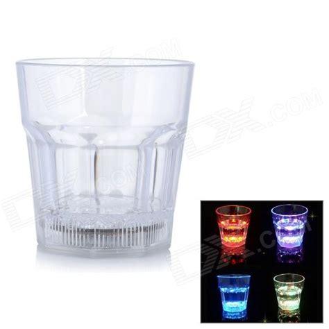 Flashin Shop Dan Days Beautu Water led luminous water induction flash cup transparent