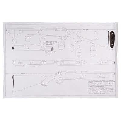 rifle stock template p rifle stock templates lavanc org