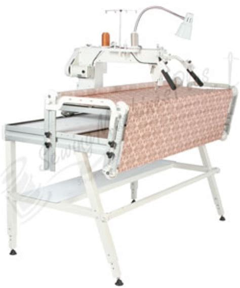 Machine Quilt Frames by Quiltsewclever Ii Automated Quilter Husqvarna Viking 174