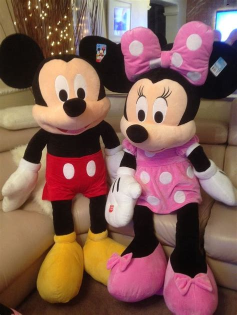 mickey minnie mouse  tall  talking phrases