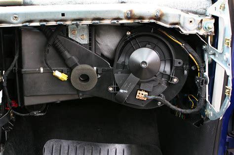Audi A4 B5 Z Ndkerzen Wechseln by Dziwnie Działający Klimatronik Octavia I Elektroda Pl