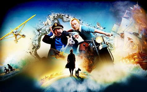 film cartoon full hd the adventures of tintin wallpapers hd download