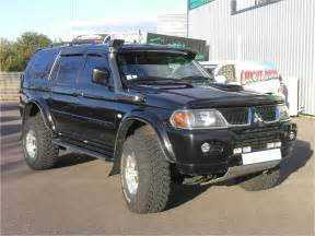 Pajero Sport Mitsubishi Mitsubishi Pajero Sport 2 5 Td Gls Photos And Comments