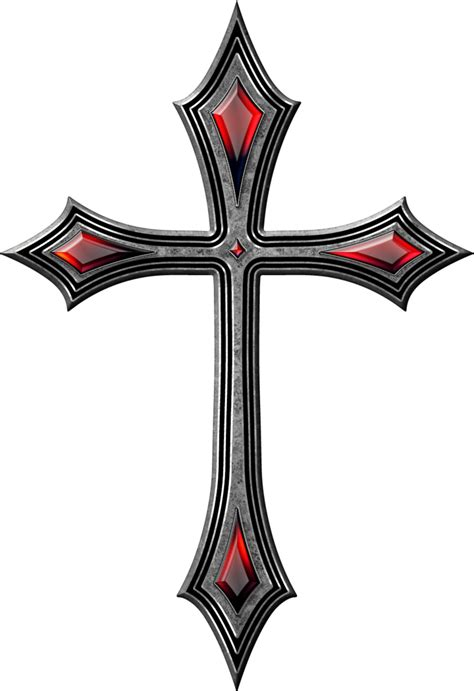 gothic cross 1 by jojo ojoj on deviantart