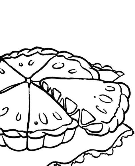 coloring pages of apple pie apple pie cake coloring pages food coloring pages