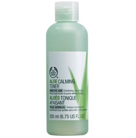 Toner Aloe Vera The Shop 10 best aloe vera gel products for skin care