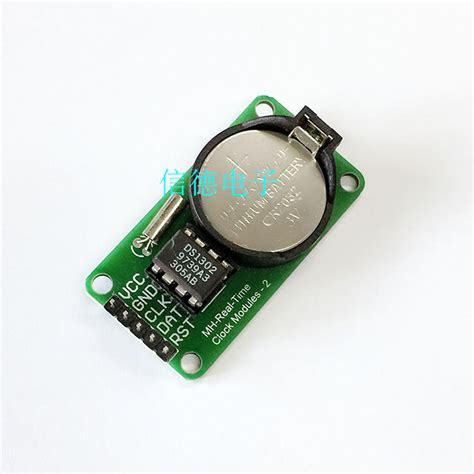 Module Rtc Ds1302 1 real time clock module rtc ds1302 arduino ขาย arduino arduino arduino uno raspberry pi