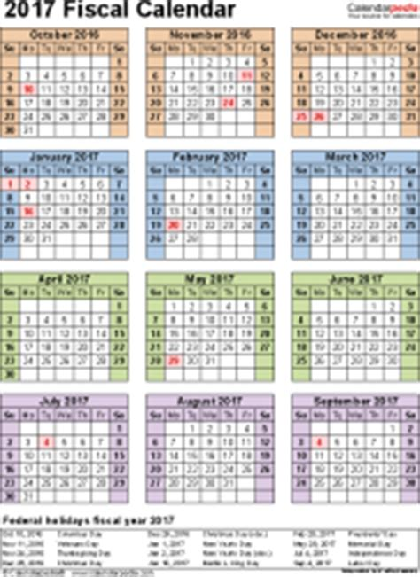 2017 Calendar By Quarter Financial Quarters Calendar 2016 Calendar Template 2016