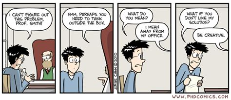 phd comics advisor grad school insights the grad student way