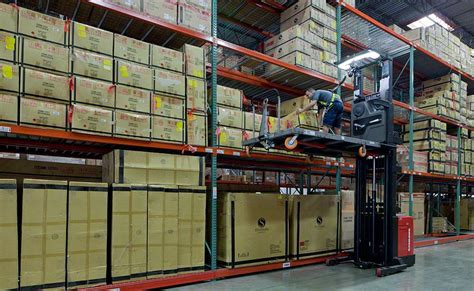 good warehouse layout case study pallet racking rana furniture warehouse interlakemecalux com