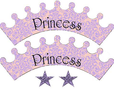 moldes de coronas de princesas para imprimir moldes de coronas de princesas para imprimir ideas para