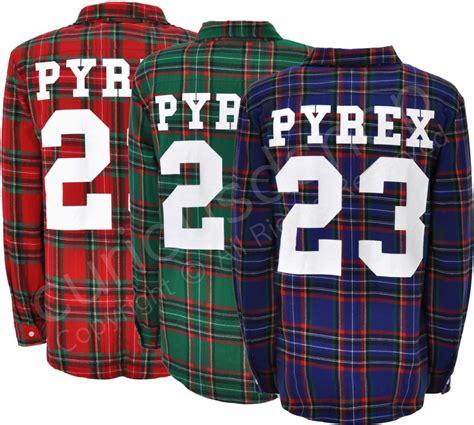 Flanel Dress Blue 1 new pyrex 23 flannel plaid check shirt m l green blue