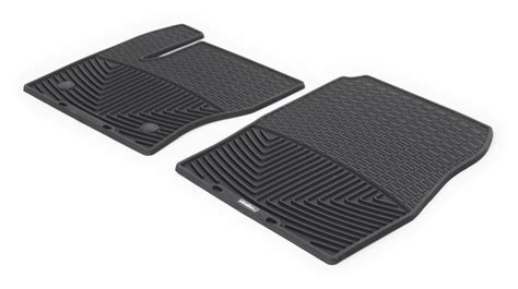 2014 Ford Escape Rubber Floor Mats by Floor Mats Weathertech