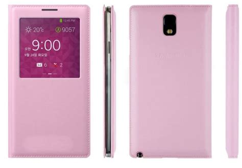 Samsung Galaxy Note 3 Neo Kinkoo Flip View Casing Cover s view flip cover for samsung galaxy note 3 neo n7505 n7500 pink review and buy in dubai abu