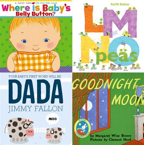 best picture books for babies best board books for babies popsugar