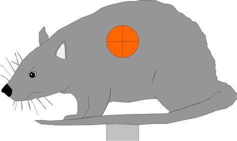 printable rat targets american airguns field target face designs