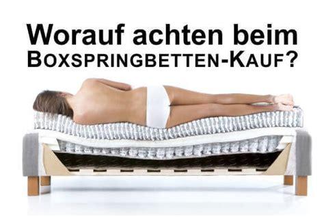 matratzen 2 für 1 boxspring matratze verrutscht bestseller shop f 252 r m 246 bel