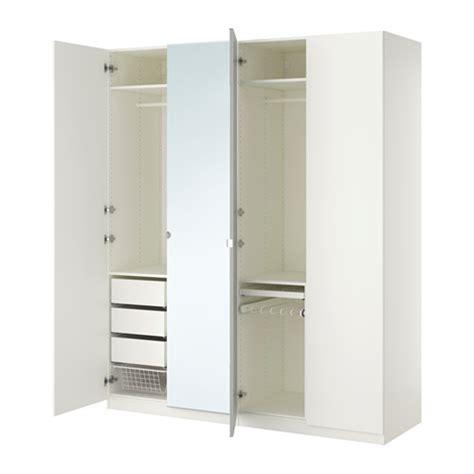Lemari Pakaian Per M2 pax lemari pakaian 200x60x236 cm engsel standar ikea