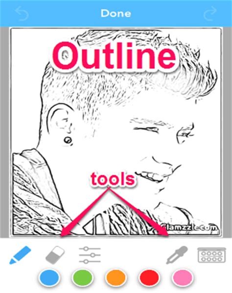 convert    coloring pages iphone  love
