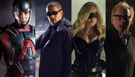 film seri flash legends of tomorrow revealed as arrow and the flash
