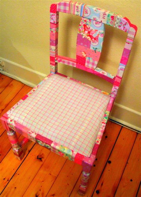 Decoupage A Chair - decoupage chair 183 how to make a chair 183 decorating on cut